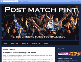 postmatchpint.blogspot.com screenshot