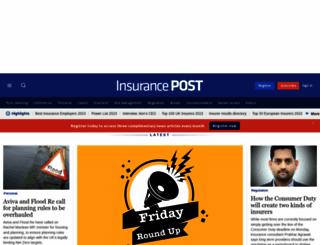 postonline.co.uk screenshot