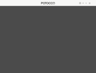 potoccospa.com screenshot