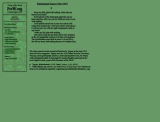 potw.org screenshot