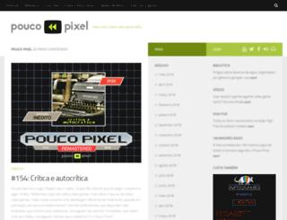 poucopixel.com screenshot