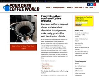 pourovercoffeeworld.com screenshot