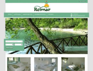 pousadareimar.com.br screenshot