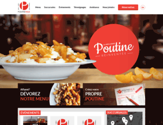 poutineville.com screenshot