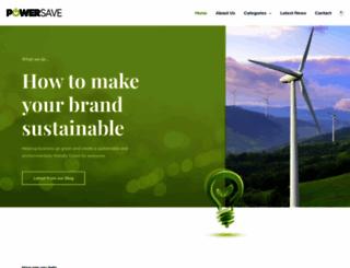 power-save.com screenshot