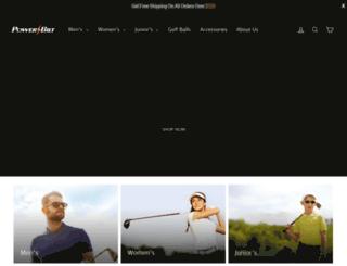 powerbilt.com screenshot