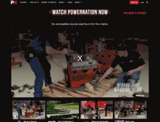 powerblocktv.com screenshot