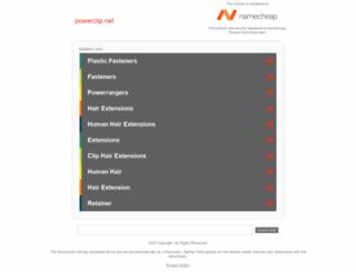 powerclip.net screenshot