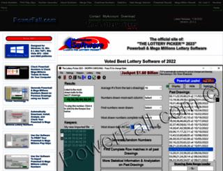 powerfall.com screenshot