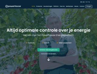 powerhouse.nl screenshot
