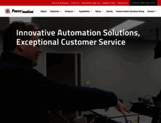 powermationinc.com screenshot