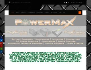 powermaxconverters.com screenshot