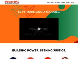 powerpac.org screenshot
