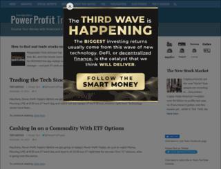 powerprofittrades.com screenshot