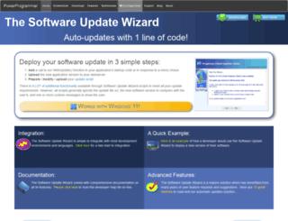 powerprogrammer.co.uk screenshot