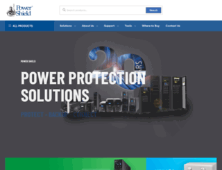 powershield.com.au screenshot