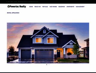 powertecrealty.com screenshot