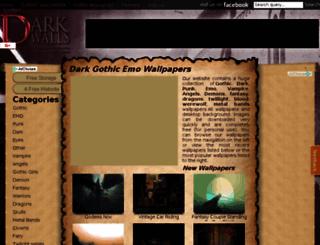 pozadia.org screenshot