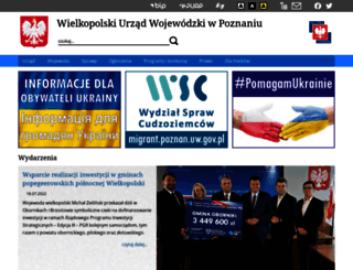 poznan.uw.gov.pl screenshot