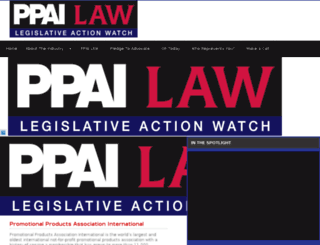 ppa.capwiz.com screenshot