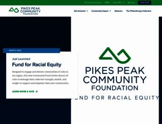 ppcf.org screenshot