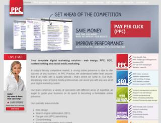 ppcpractice.co.uk screenshot