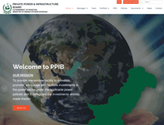 ppib.gov.pk screenshot
