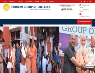 ppimt.edu.in screenshot
