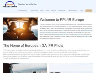 pplir.org screenshot