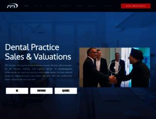 ppsales.com screenshot