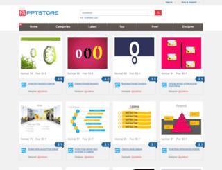 pptstore.org screenshot