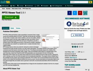 pptx-viewer-tool.soft112.com screenshot