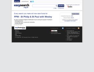 ppw.easysearch.org.uk screenshot
