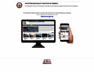 pqiamerica.com screenshot