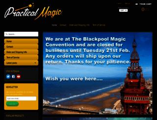 practical-magic.com screenshot