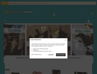 praesentkorbservice.de screenshot