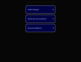 prague-airport-transfer.net screenshot