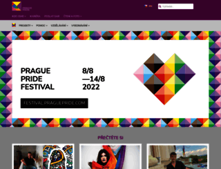 praguepride.cz screenshot