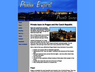 praha-expert.eu screenshot