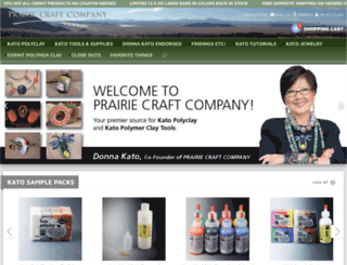 prairiecraft.com screenshot