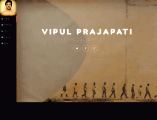 prajapati.org screenshot