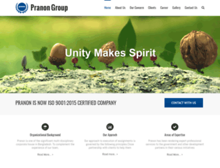 pranon.com screenshot