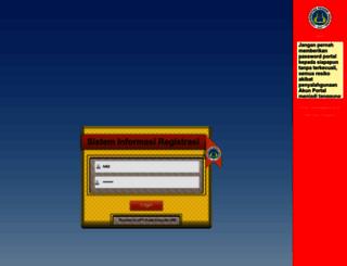 access prasireg unp ac id sistem informasi registrasi