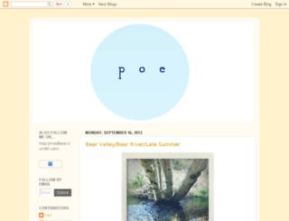 preciousobjectseverywhere.com screenshot