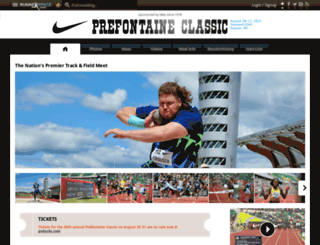 preclassic.runnerspace.com screenshot