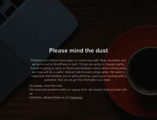 pred-ed.com screenshot