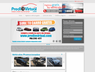 prediovirtual.com screenshot