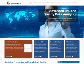 predisys.com screenshot