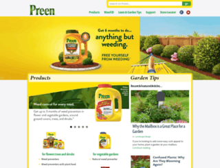 preen.com screenshot
