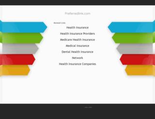 preferredlink.com screenshot